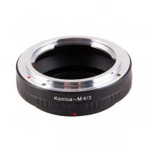 Адаптер Konica AR Lens - Micro 4/3 (Micro Four Thirds)